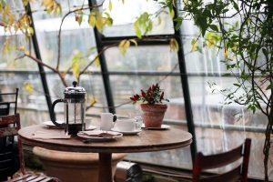 שולחנות קפה
